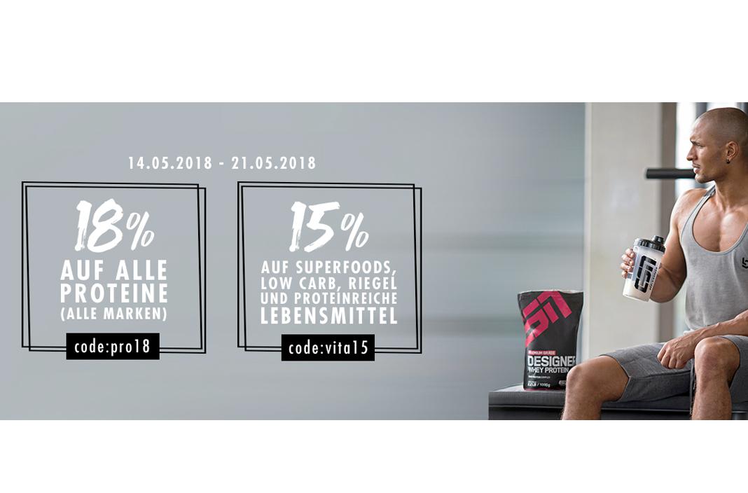 ESN-Rabatt-Dealz der Woche von Fitmart