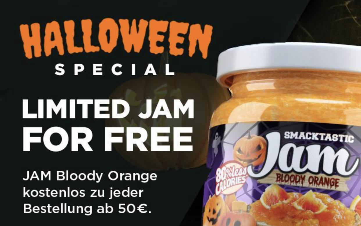 Halloween Special von Rocka Nutrition