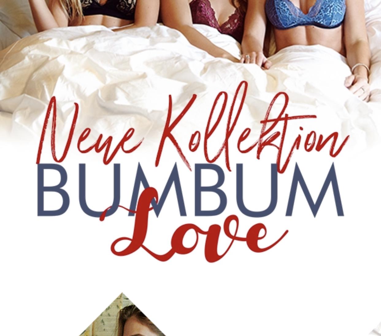 Neue BUMBUM Kollektion LOVE + 20% Rabatt Code