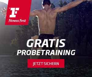 25% Gutschein für Fitness First