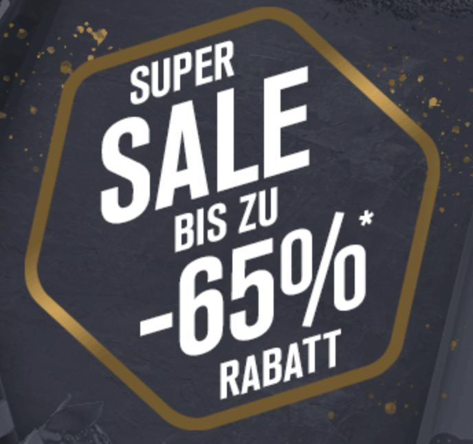 NU3 Super Sale mit bis zu 65% Rabatt