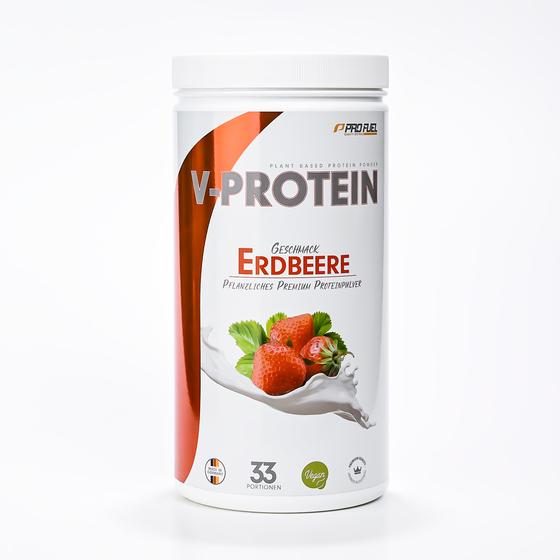 Profuel Gutschein für 34% Rabatt auf V-Protein