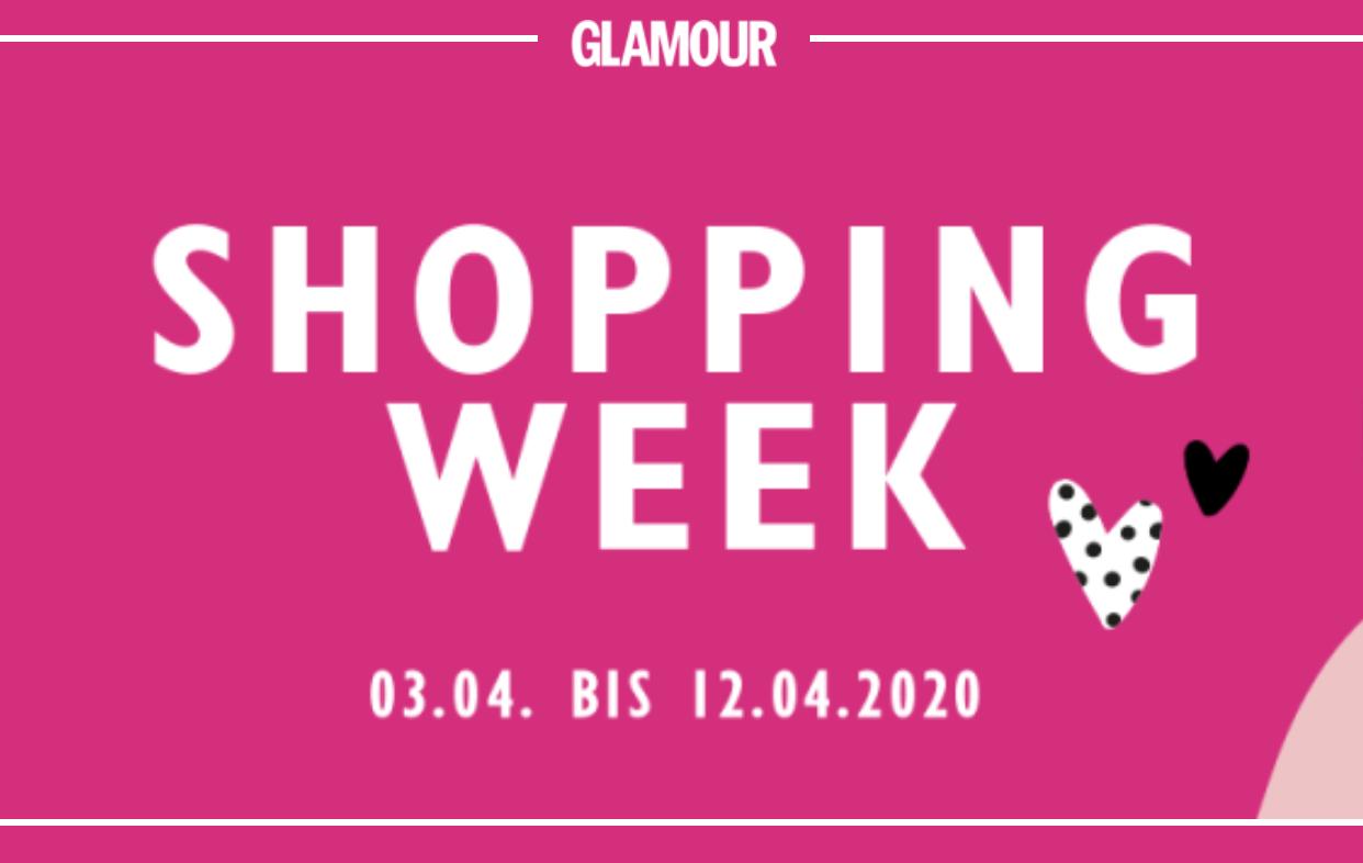 Glamour Shopping Week 2020 – Alle Gutscheine