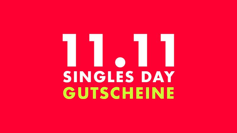 Singles Day 2019 Gutscheinliste