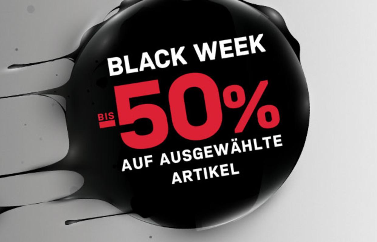 Black Week beim FCB Fanshop
