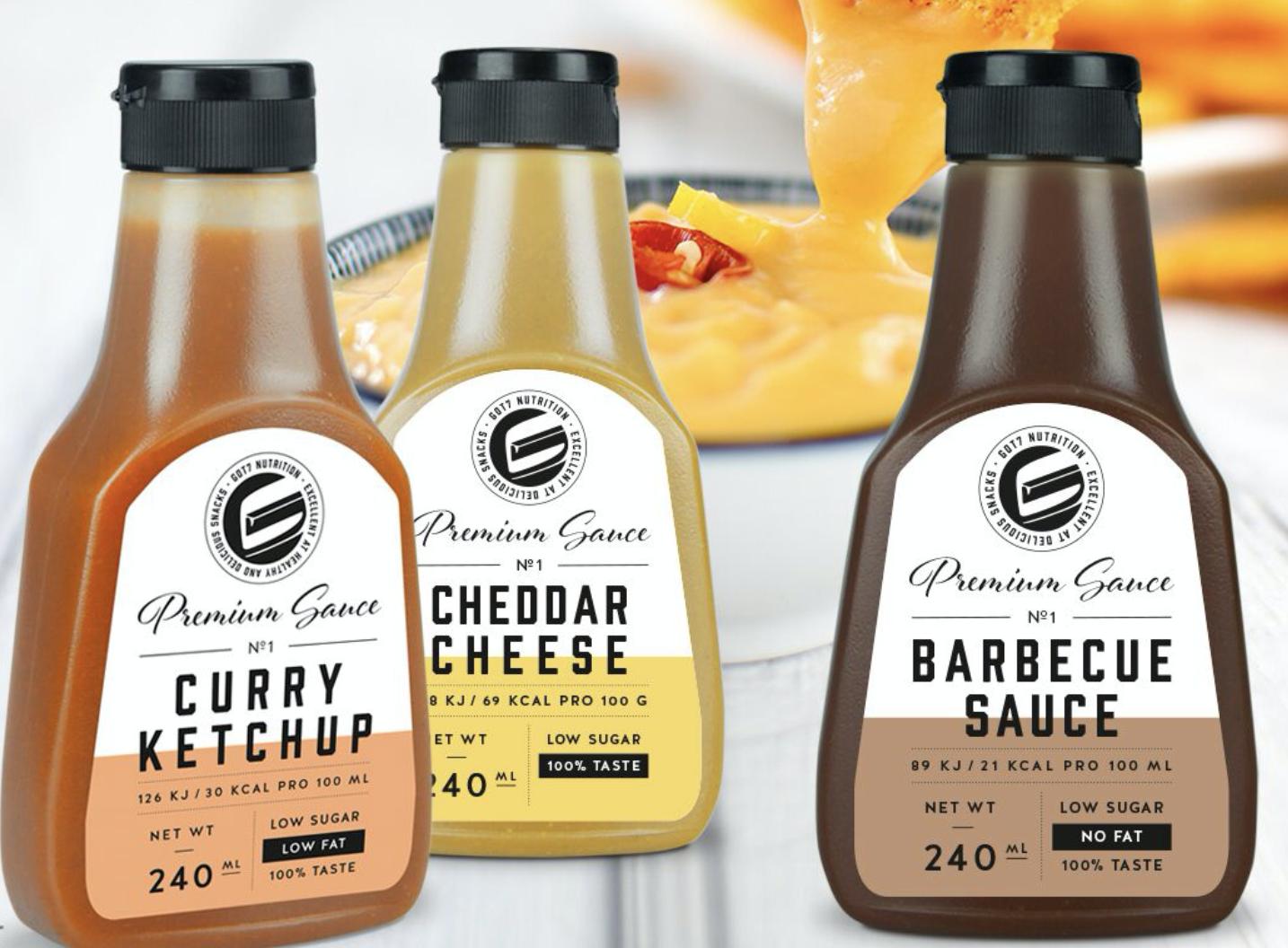 35% Rabatt auf GOT7 Premium Saucen