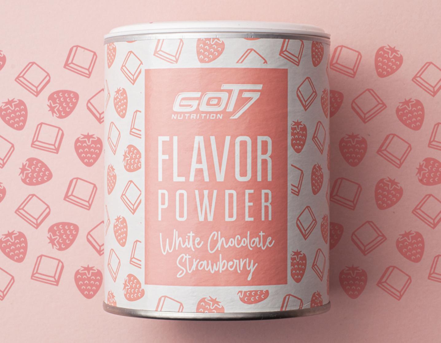 30% Rabatt auf GOT7 Flavor Powder 150 g