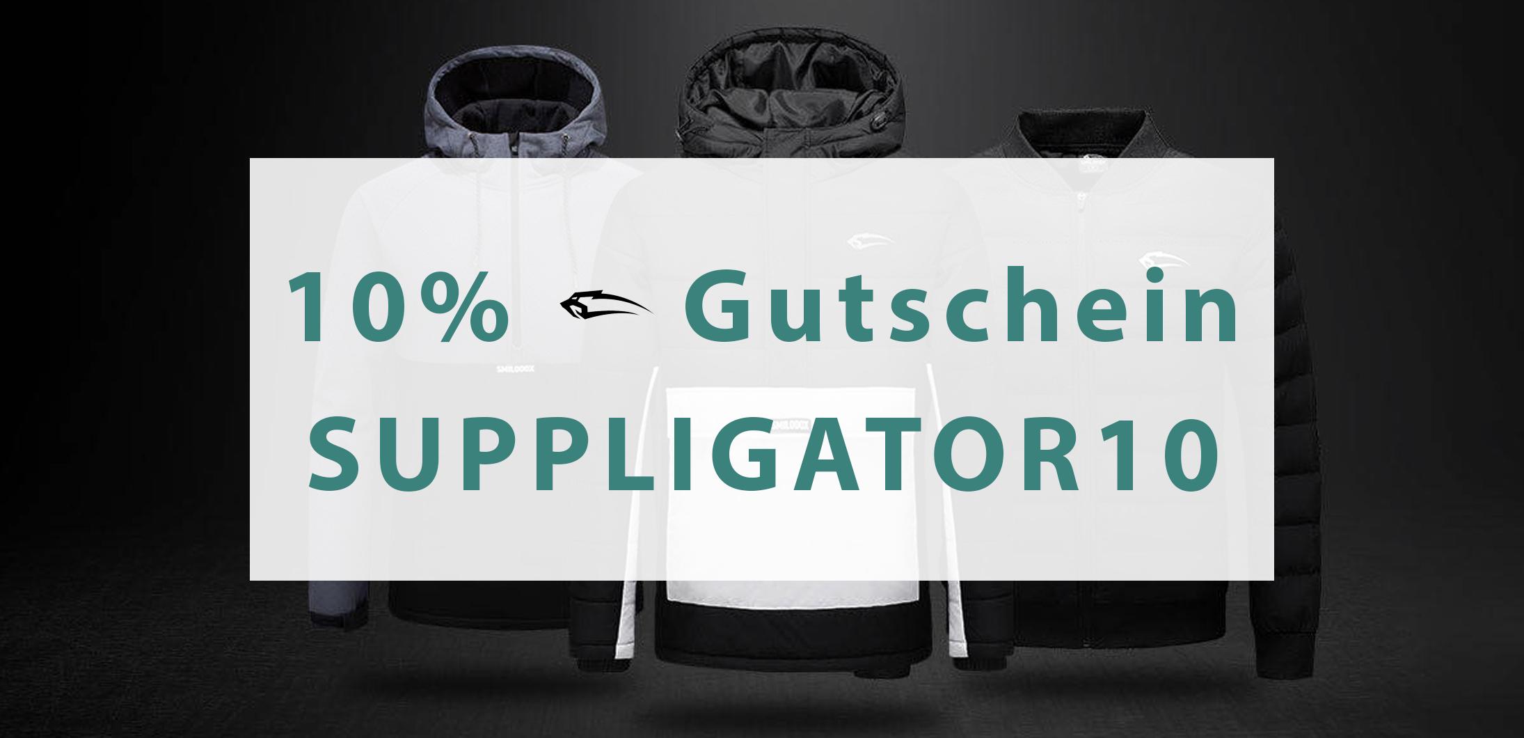 10% Smilodox Gutschein