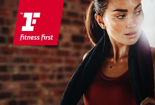 8 Wochen kostenlos bei Fitness First trainieren