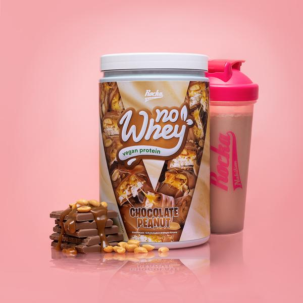 Rocka Nutrition No Whey Chocolate Peanut