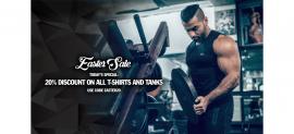 20% Rabatt bei Gym Aesthetics