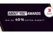 Aboutyou Aktion mit bis zu 40% Rabatt