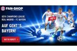 FC Bayern Fanshop mit bis zu 40% Rabatt