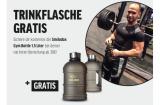 Smilodox Trinkflasche gratis ab 30€ Warenwert