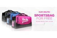 Gratis Sportsbag bei Rocka Nutrition (50€ Mindestbestellwert)