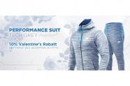 10% Rabatt bei Rocka Nutrition (Performance Suit Aktion)