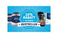 Body & Fit gibt 10% Rabatt auf Bestseller