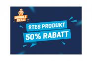 50% Rabatt bei Body & Fit (gilt auf das 2te Produkt)