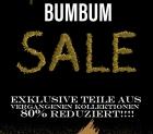 80% Sale bei BUMBUM zum Release-Day