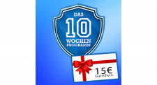 15€ Gutscheincode für 10WP