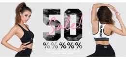 BUMBUM Sale zur FIBO mit 50% Rabatt