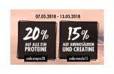 ESN Dealz von Fitmart mit 20% Rabatt