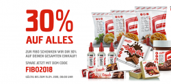 GOT7 FIBO Gutschein mit 30% Rabatt