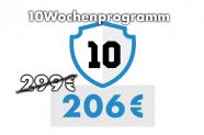 10Wochenprogramm Gutschein mit 31% Rabatt
