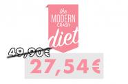 Modern Crash Diet Gutschein mit 31% Rabatt