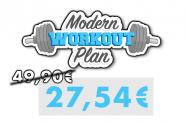 Modern Workout Plan Gutschein mit 31% Rabatt