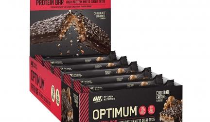20% Amazon Gutschein für Optimum Nutrition Protein Bar