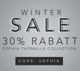 30% Rabatt auf Sophia Thomalla Collection