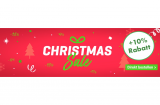 Christmas Sale bei Body&Fit