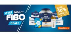 Body&Fit After FIBO Sale mit 50% Rabatt