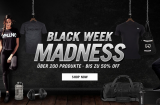 [Black Friday] GymJunky mit bis zu 50% Rabatt
