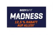 Body & Fit Gutschein sichert euch 12,5% Rabatt