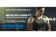 Spare bis zu 85% bei MyProtein – MEGA RABATT