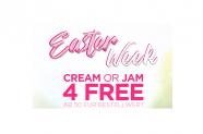 Rocka Nutrition gratis Cream oder Jam sichern