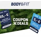 Weihnachtscoupons von Body&Fit