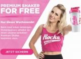 Gratis Premium Shaker von Rocka Nutrition