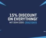 15% Gutscheincode für Body&Fit