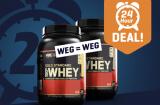 Kaufe 2 Gold Whey und erhalte eines gratis von Body & Fit