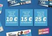 Body & Fit 25€ Gutschein erhalten