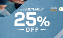 Bodylab24 Gutschein für 20% Rabatt