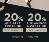 ESN Gutscheine für 20% Rabatt