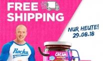 Versandkostenfrei bei Rocka Nutrition bestellen