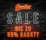 Superdry Sale mit bis zu 50%