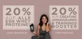 20% ESN Gutschein von Fitmart