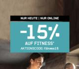 15% Gutschein für Karstadt Sports