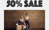 50% Rabatt beim BUMBUM Sale